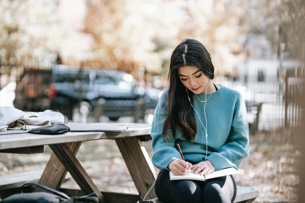 Journaling for students