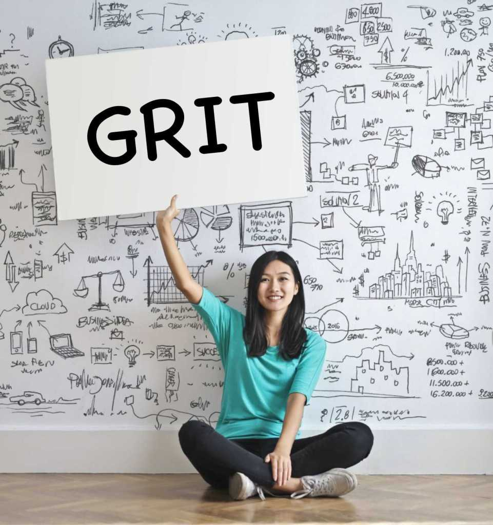 Grit - power of perseverance