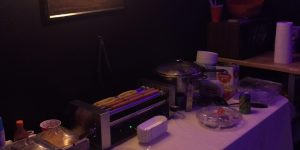 Club3X Kitchen