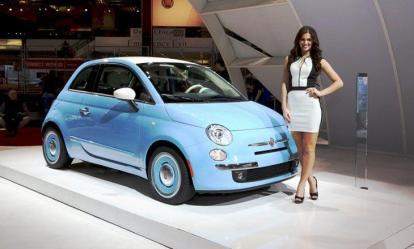 Neuvo Moderne via Fiat 1950's Theme?