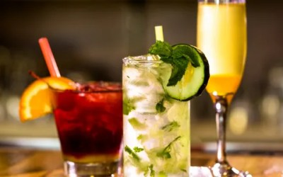 Happy Hour On A Low Calorie Diet? Order One Of These 4 Drinks.
