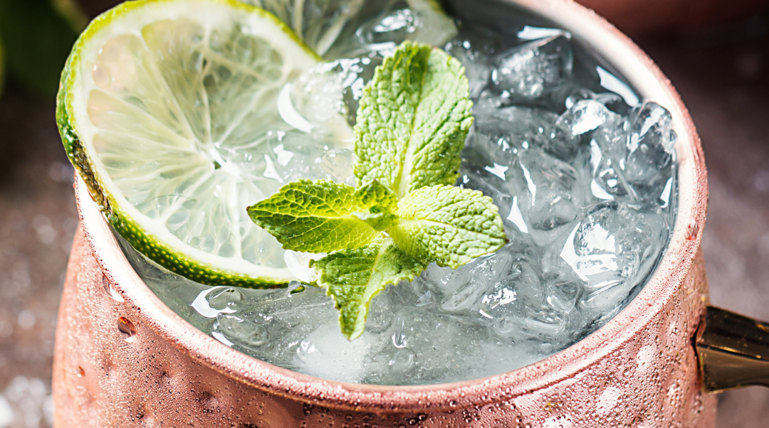 Try Out This Refreshing Moscow Mule Recipe!