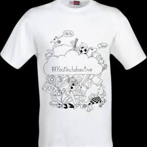 "T-shirt ""hashtag"""