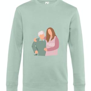 Volunteering sweatshirt 1