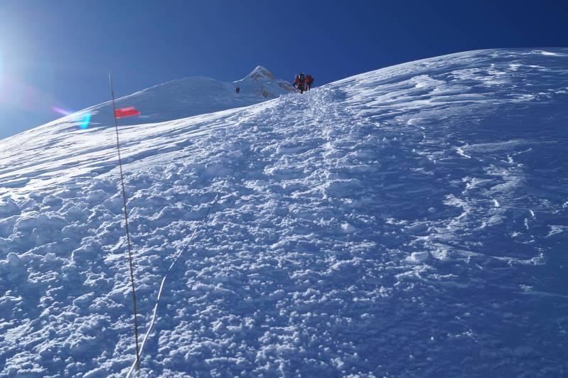Тренировочное восхождение на Эльбрус