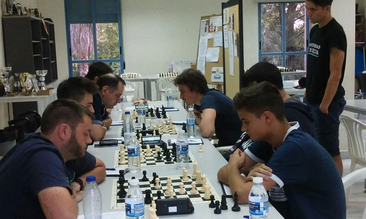 Dura jornada para los equipos lorquinos en la 3ª ronda de la liga murciana