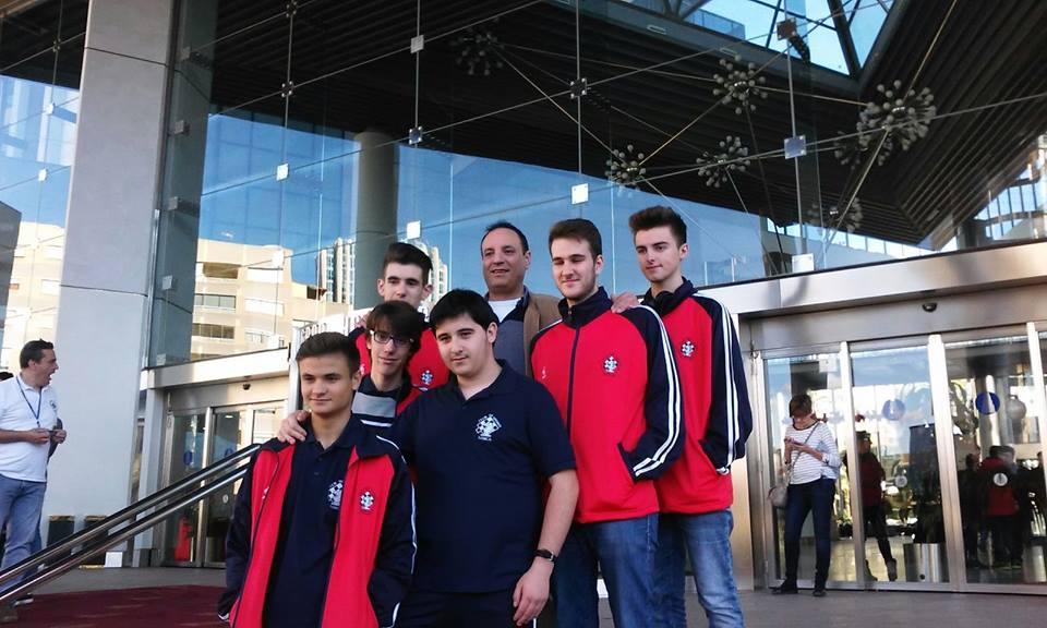 El C.A. Lorca consigue el bronce en el Campeonato de España por equipos 2017
