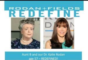 Aunt B and Dr Rodan