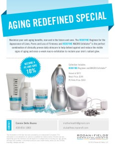 From the makers of Proactiv, a global player in the anti-aging skin care, please try for your skin.