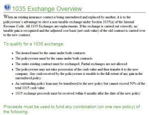 1035 exchange p1
