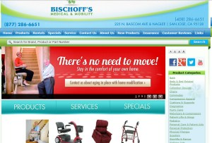 Bischoff Medical and Mobility San Jose
