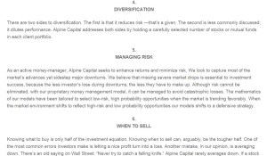 alpine capital net