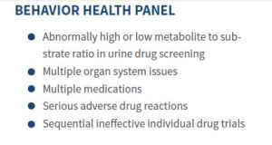 Behave health panel