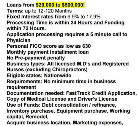 MD Loans