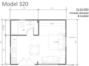 net zero home floor plan
