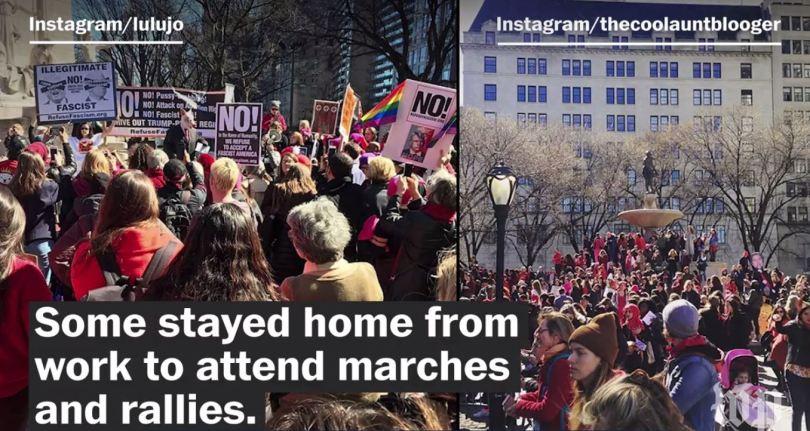 women march 3