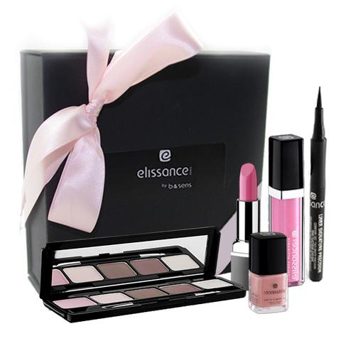 Club Amilcar Selection - Coffret de Maquillage - NUDE By Ellissance