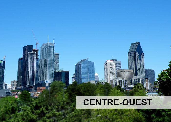 Centre-Ouest Condos Appartements