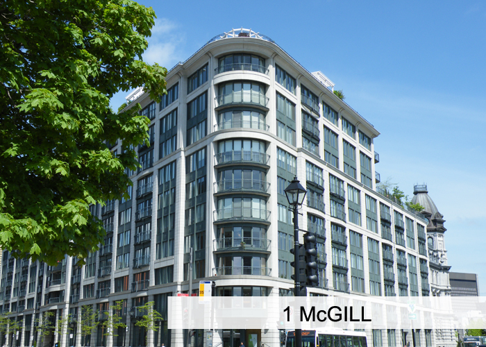 1 McGill Condos Appartements