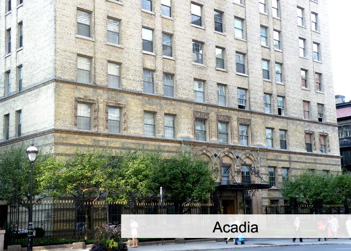 Acadia Condos Appartements