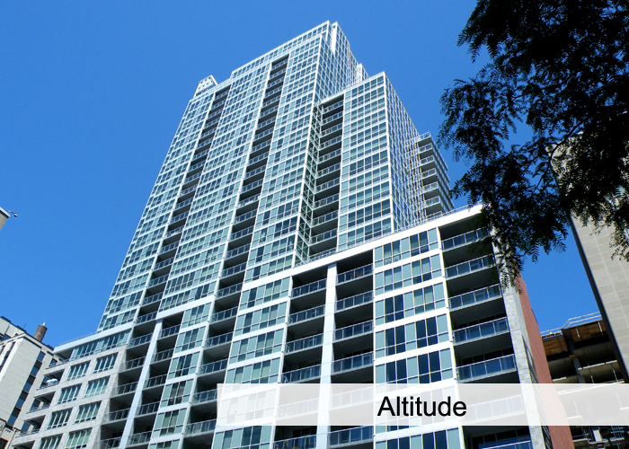 Altitude Condos Appartements