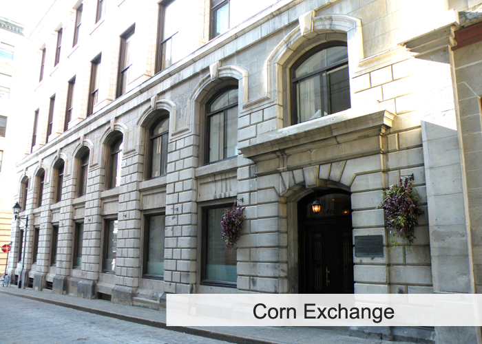 Corn Exchange Condos Appartements