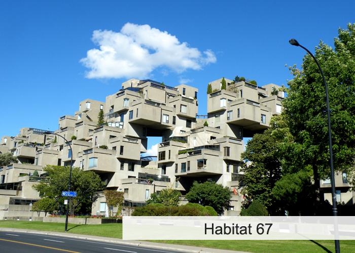 Habitat 67 Condos Appartements