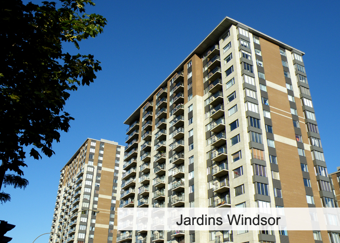 Jardins Windsor Condos Appartements