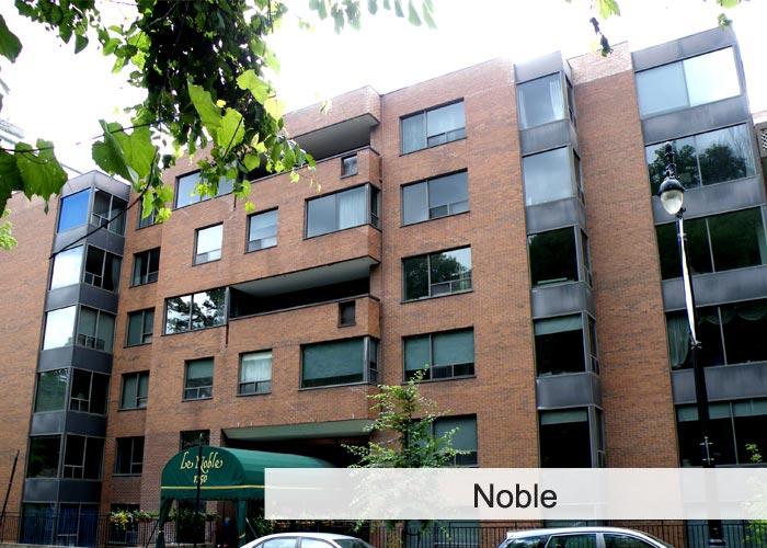 Noble Condos Appartements