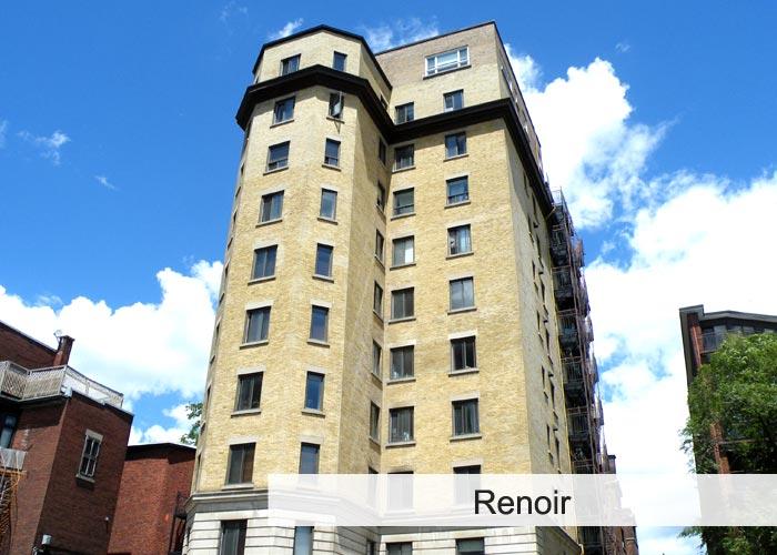 Renoir Condos Appartements