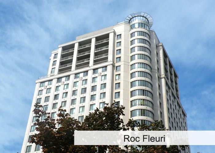 Roc Fleuri Condos Appartements
