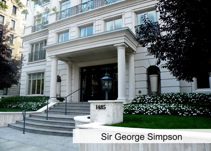 Sir George Simpson Condos Appartements