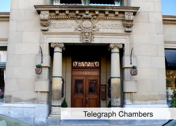 Telegraph Chambers Condos Appartements