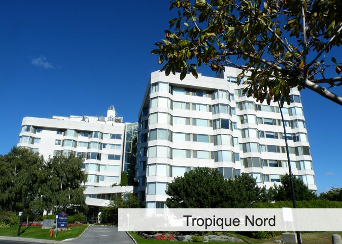Tropique Nord Condos Appartements