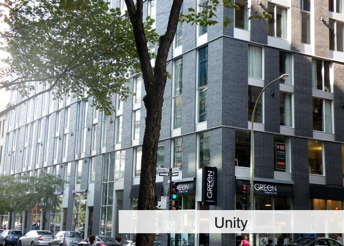 Unity Condos Appartements