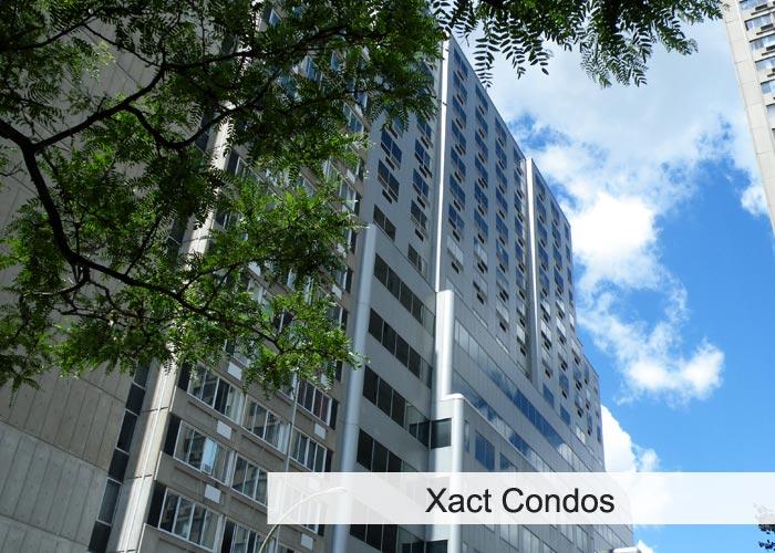 Xact Condos Condos Appartements