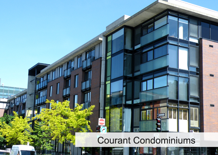 Courant Condominiums Condos Appartements