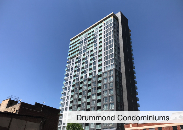 Drummond Condominium Condos Appartements