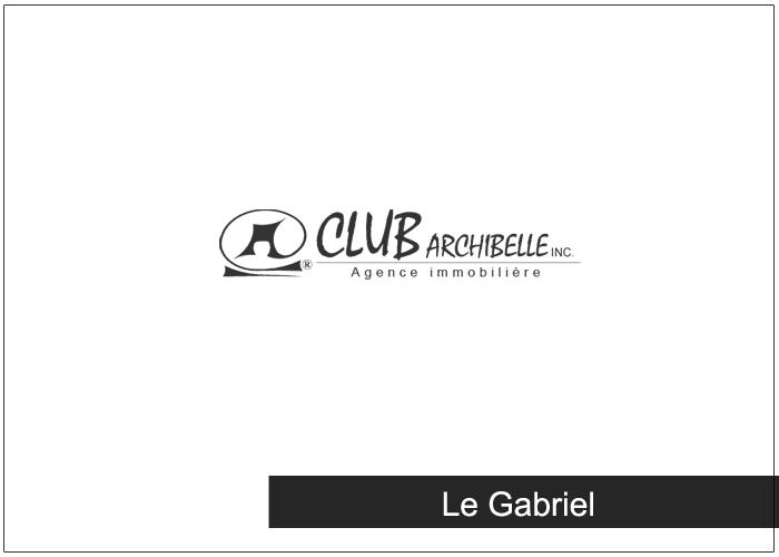 Le Gabriel Condos Appartements