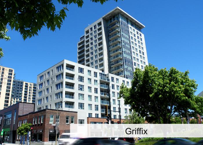 Le Griffix Condos Appartements