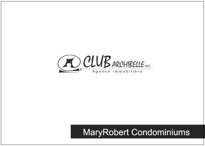 MaryRobert Condominiums Condos Appartements