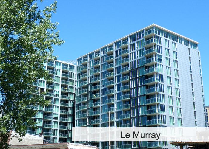 Le Murray Condos Appartements
