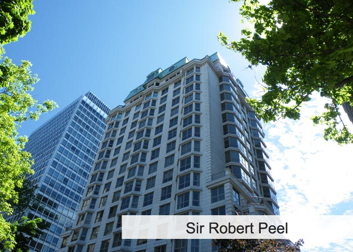 Sir Robert Peel Condos Appartements