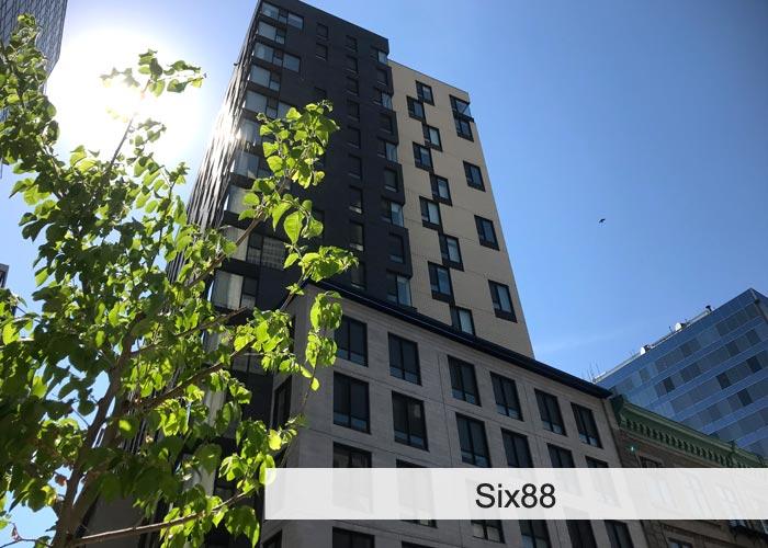 Six88 Condos Appartements
