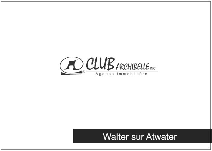 Walter sur Atwater Condos Appartements