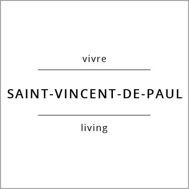Vivre Saint-Vincent-de-Paul Living
