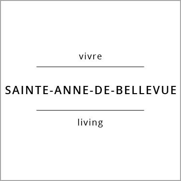 Vivre Sainte-Anne-de-Bellevue Living
