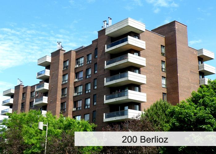 Le 200 Berlioz Condos Appartements