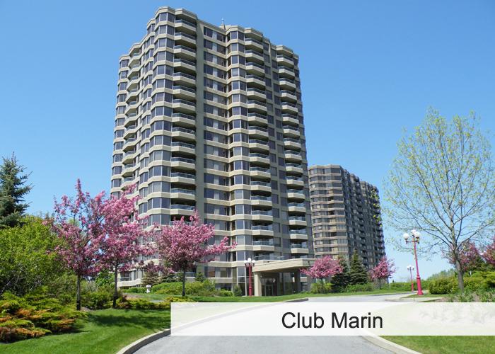 Le Club Marin Condos Appartements