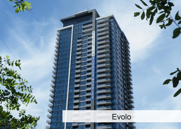 L'Évolo Condos Appartements